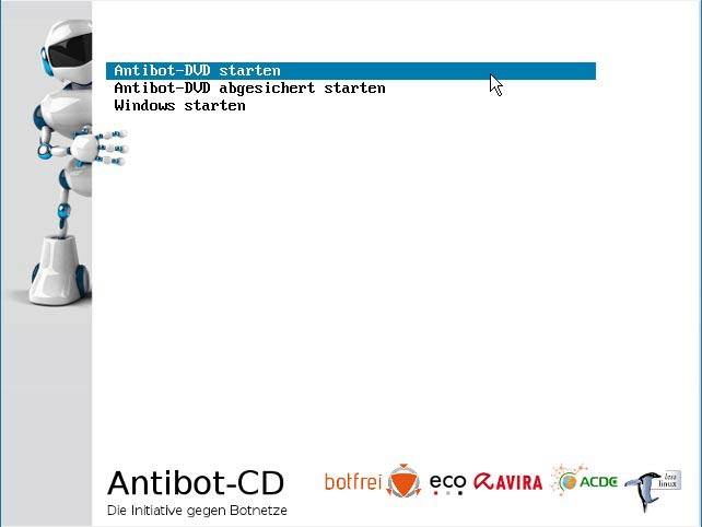 Antibot CD