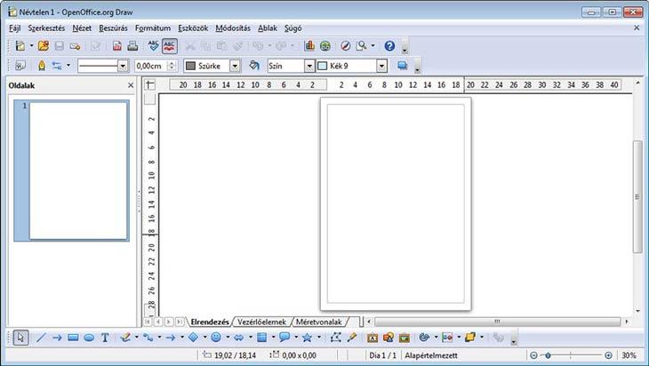 Apache OpenOffice Draw