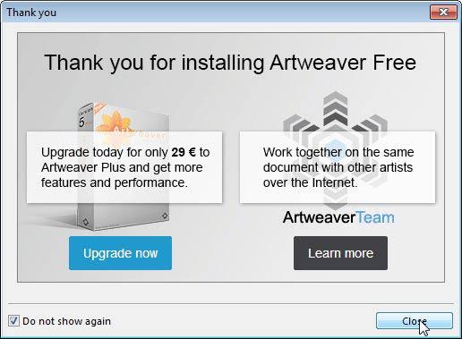 Artweaver nem fizetek