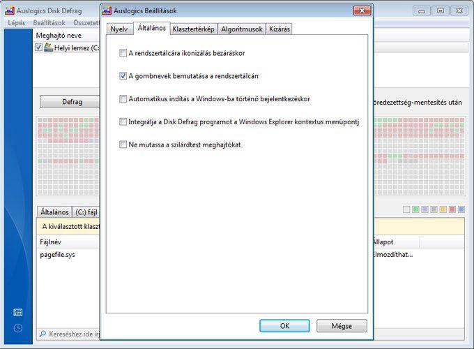 Auslogics Disk Defrag 7