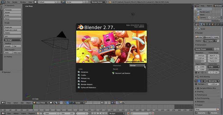 Blender 2.66
