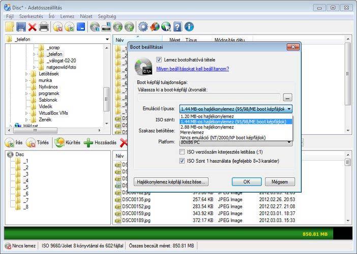 CDBurnerXP boot