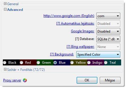 Dictionary .NET háttér