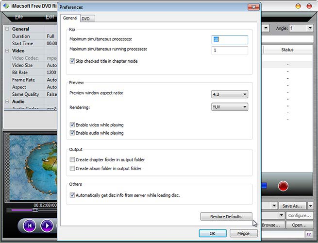 IMacsoft DVD Audio Ripper Suite 2
