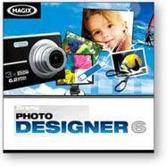 MAGIX Xtreme Photo Designer képszerkesztő