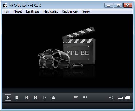 Media Player Classic - BE
