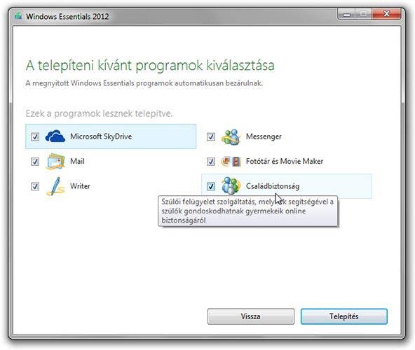 Microsoft Essentials válogatás