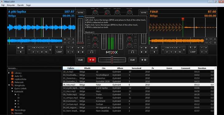 Mixxx 4