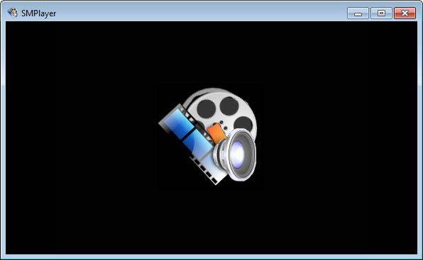 SMPlayer kompakt nézet