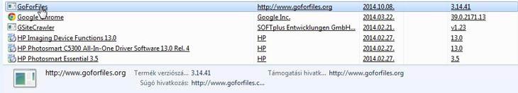 GoForFiles