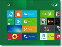 Windows 8 Metro Start