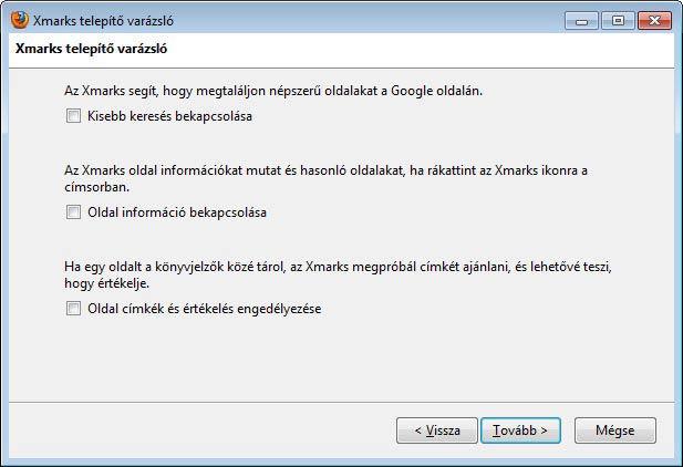 Xmarks Firefox