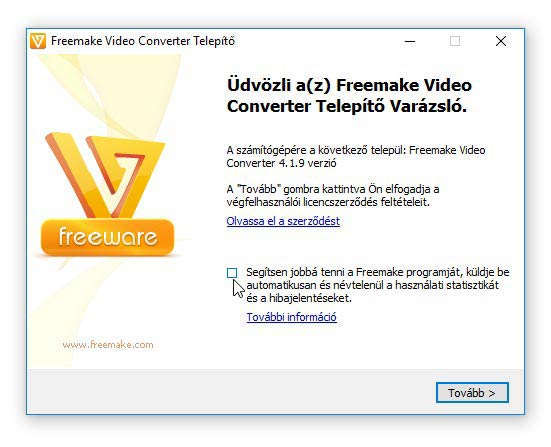 Freemake Video Converter Windows 10