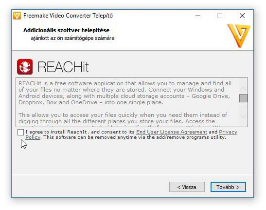 Freemake Video Converter nem kell a pipa