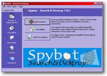Spybot - Search & Destroy