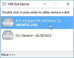 USB Disk Ejector Windows 10