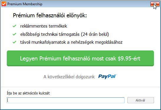 Free Video to DVD Converter zárd be az ablakot