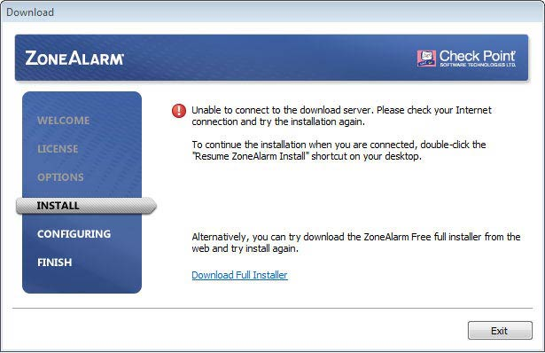 Zonealarm Download Full Installer